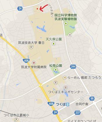 大学会館地図