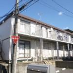 【ネット無料】春日4 1Kアパート 2.5万円 バス・トイレ別 LED照明【温水洗浄便座】