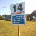 14km:ゴールまで辿り着くのだ!我々の真実の走りを後の世に伝えるために!