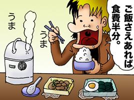 筑波大学生食費