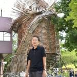 筑波大学に突如出現!高さ16メートルの○○の正体とは!?