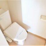 トイレ(画像は同タイプ101号室)