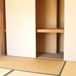 畳が落ち着く、和室のお部屋
