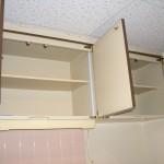 キッチン吊戸棚(内装)