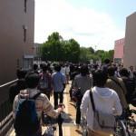 筑波大学の通学職人の朝は早い…中国の朝のように自転車が混雑する筑波大学の教室移動の様子画像付き!