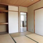 和室 (つくば市柴崎 賃貸アパート お買い物に便利)(内装)