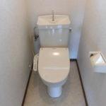 トイレ (つくば市柴崎 賃貸アパート お買い物に便利)