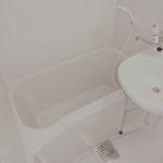 浴室 (つくば市 賃貸アパート 筑波大学至近)(風呂)