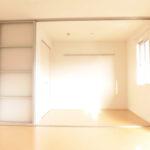 洋室  (つくば市春日 賃貸アパート 1LDK)(寝室)
