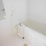 追焚付浴室  (つくば市春日 賃貸アパート 1LDK)(風呂)