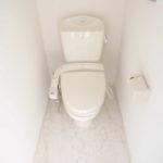 ウォシュレットトイレ  (つくば市春日 賃貸アパート 1LDK)