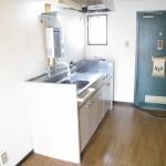 冷蔵庫スペース(キッチン)