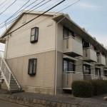 駐車場1台無料の桜3アパート 家賃4.2万円 TVドアホン有【ネット無料】