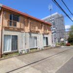 【礼金、敷金なし】南向き1DKの春日3アパート 家賃2.8万円 洗濯機中置き。【バス・トイレ別】