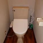 トイレ 換気扇付き(内装)