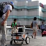 日本で唯一!「ロボットの街つくば」